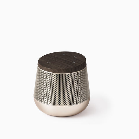 Lexon Miami Sound Speaker Gold/Wood