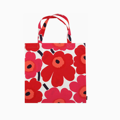 Marimekko Pieni Unikko Bag Red White