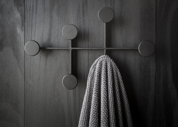 Menu Afteroom Coat Hanger - Black