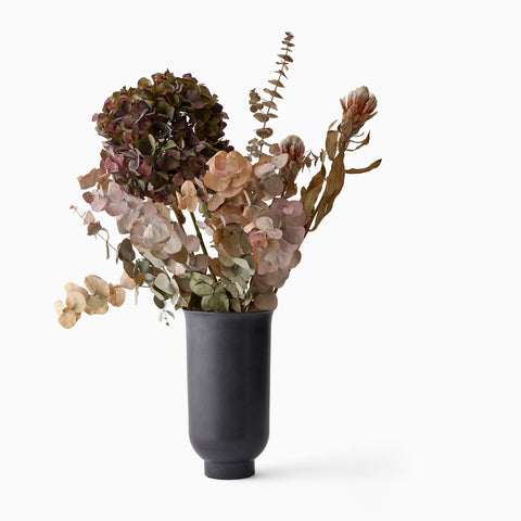 Menu Cyclades Vase Small Black