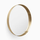 Menu Darkly Mirror Brass