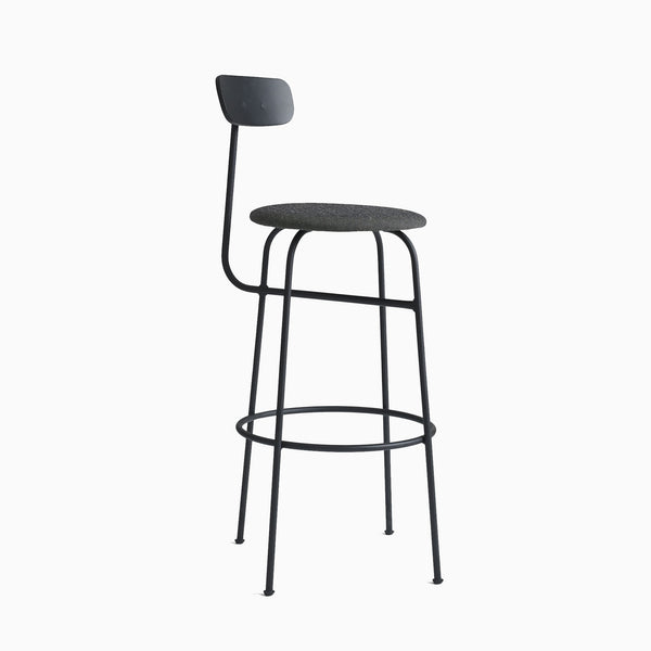 Menu Afteroom Bar Chair Black Melange