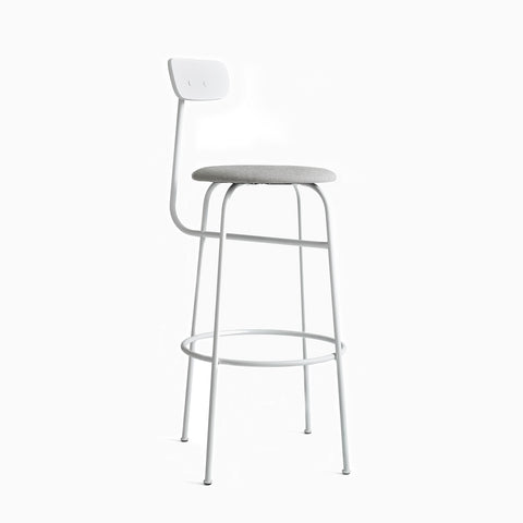 Menu Afteroom Bar Chair White Melange
