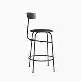 Menu Afteroom Counter Chair Black Leather