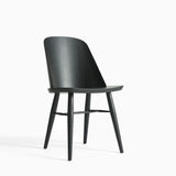 Menu Synnes Chair Black Unupholstered