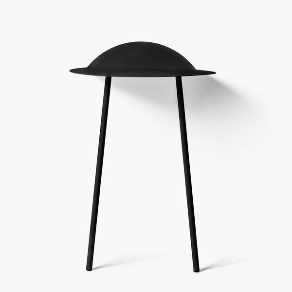 Menu Yeh Wall Table Tall Black