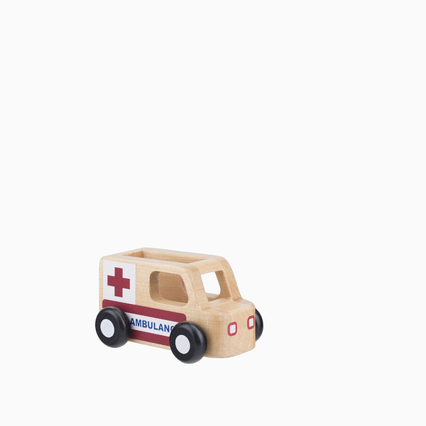 Moover Line Cars - Ambulance