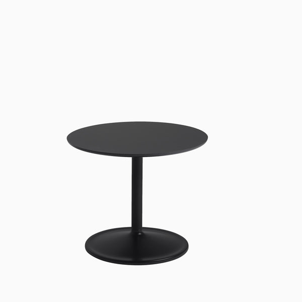 Muuto Soft Side Table H40cm Black