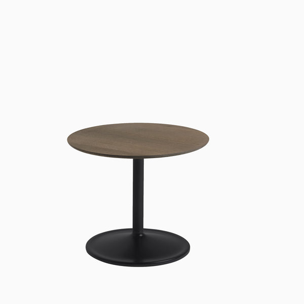 Muuto Soft Side Table H40cm Smoked Oak