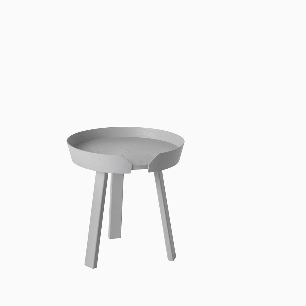 Muuto Around Coffee Table Small Multiple Colours Arrival Hall
