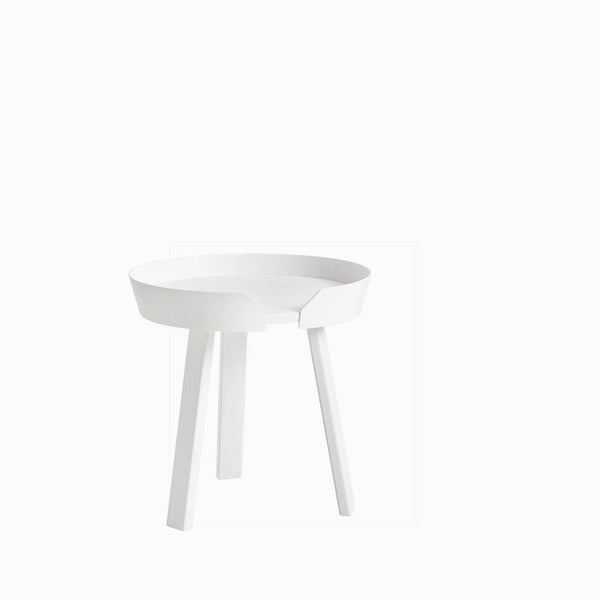 Muuto Around Table Small White
