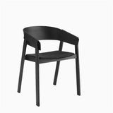 Muuto Cover Chair Textile Black