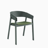 Muuto Cover Chair Textile Green
