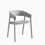 Muuto Cover Chair Textile Grey
