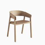 Muuto Cover Chair Textile Oak