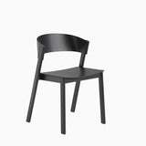 Muuto Cover Side Chair Black