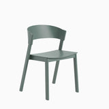 Muuto Cover Side Chair Green