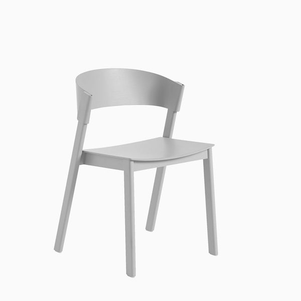 Muuto Cover Side Chair Grey