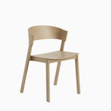 Muuto Cover Side Chair Oak