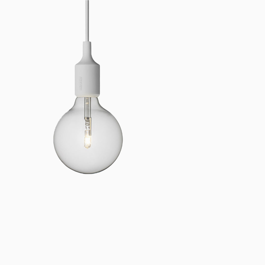 Muuto e27 pendant lamp arrival hall muuto e27 pendant light grey aloadofball Choice Image