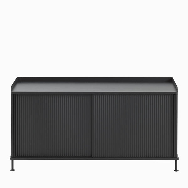 Muuto Enfold Sideboard Low Black