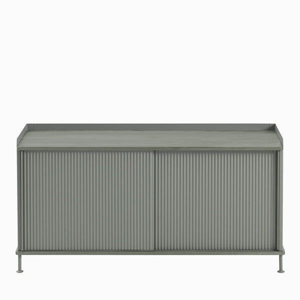 Muuto Enfold Sideboard Low Dusty Green