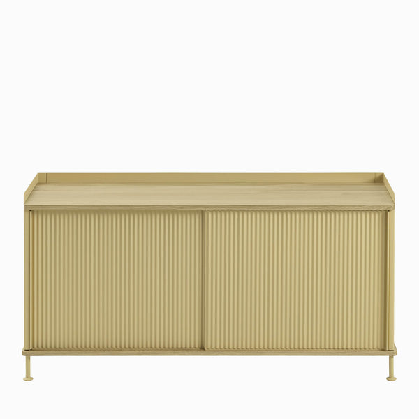 Muuto Enfold Sideboard Low Sand Yellow