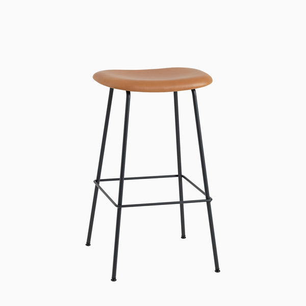 Muuto Fiber Bar Stool - Tube Base