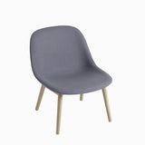 Muuto Fiber Lounge Chair Wood Base Divina 154