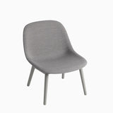 Muuto Fiber Lounge Chair Wood Base Remix 133