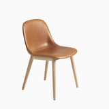 Muuto Fiber Side Chair - Wood Base