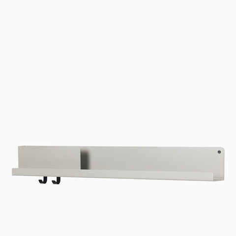 Muuto Folded Shelf Large Grey