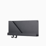 Muuto Folded Shelves Shelf Small Black