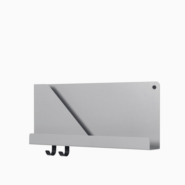 Muuto Folded Shelves Small Grey