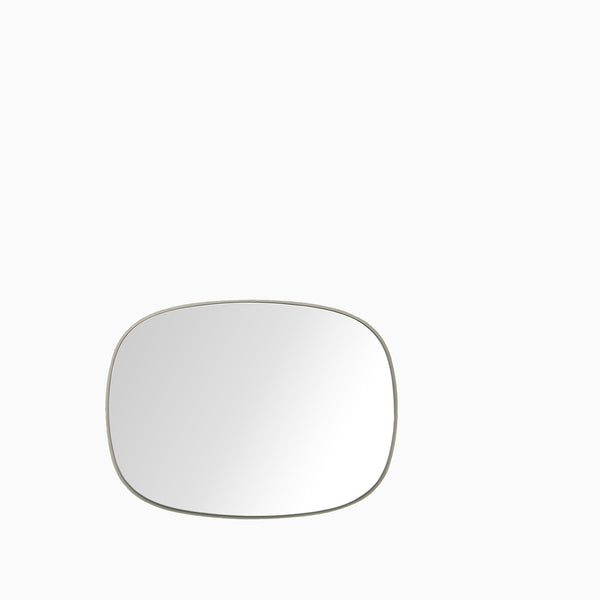 Muuto Framed Mirror Small Grey