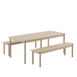 Muuto Linear Wood Table Bench