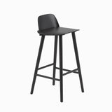 Muuto Nerd Bar Stool Black