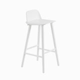 Muuto Nerd Bar Stool White