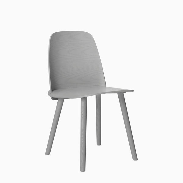 Muuto Nerd Chair Grey