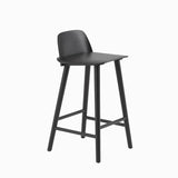 Muuto Nerd Counter Stool Black