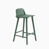 Muuto Nerd Bar/Counter Stool (Multiple Colours/ Heights)