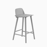 Muuto Nerd Counter Stool Grey