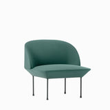 Muuto Oslo Lounge Chair Steelcut Trio 966