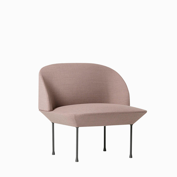 Muuto Oslo Lounge Chair Fiord 551