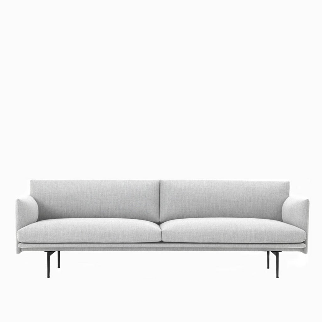 Muuto Outline Sofa Arrival Hall