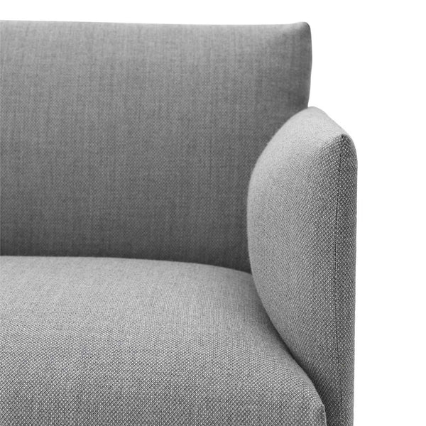 Muuto Outline Chair Fiord 151 Detail