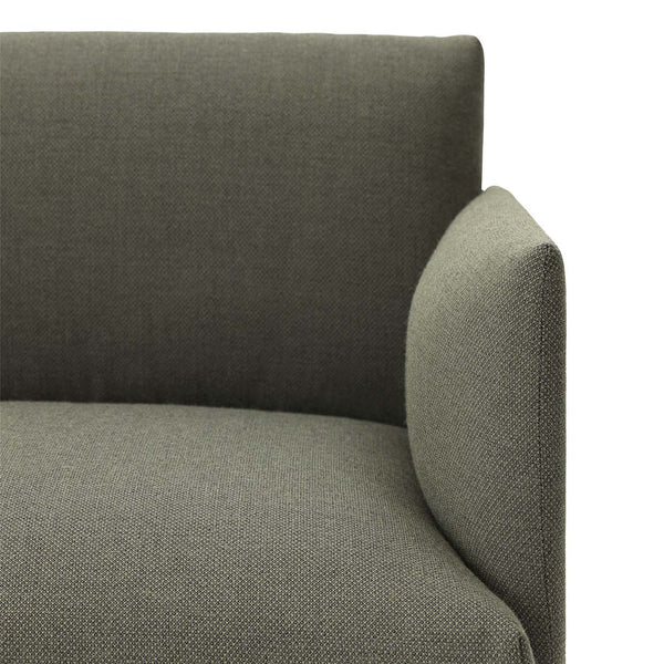 Muuto Outline Chair Fiord 961 Detail