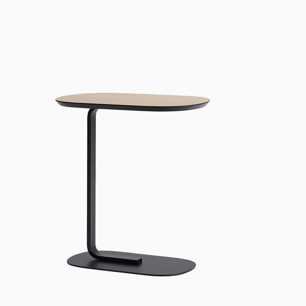 Muuto Relate Side Table Oak Black