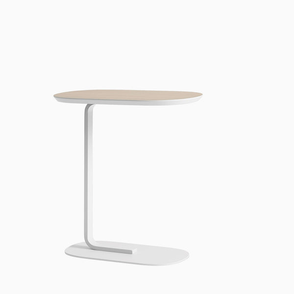 Muuto Relate Side Table Oak White