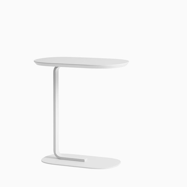 Muuto Relate Side Table Off White
